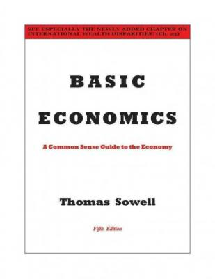 Click for more detail about Basic Economics by Thomas Sowell