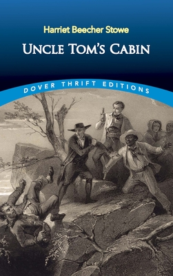 Book Cover Uncle Tom's Cabin by Harriet Beecher Stowe