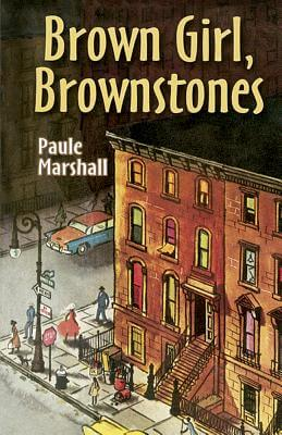 Click to go to detail page for Brown Girl, Brownstones