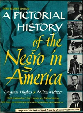 Click for more detail about Pictorial History of the Negro in America by Langston Hughes and Milton Meltzer