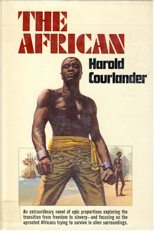 Click for more detail about The African by Harold Courlander