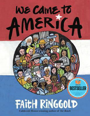 Click for more detail about We Came to America by Faith Ringgold