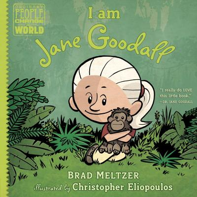 Click for more detail about I Am Jane Goodall by Brad Meltzer