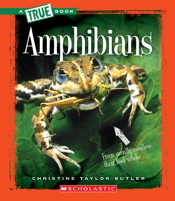 Click for more detail about Amphibians  by Christine Taylor Butler