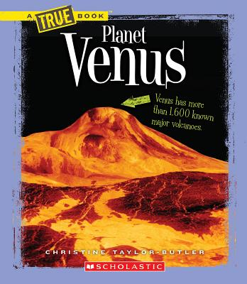 Click for more detail about Planet Venus (New True Books: Space (Paperback)) by Christine Taylor Butler