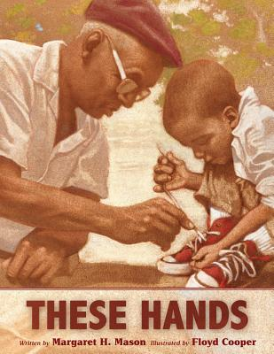 Book Cover These Hands by Margaret H. Mason