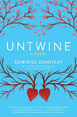 Book Cover Untwine by Edwidge Danticat
