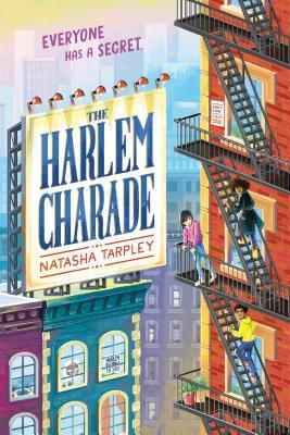 Click for more detail about The Harlem Charade by Natasha Anastasia Tarpley