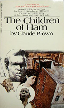 Book Cover Children of Ham by Claude Brown