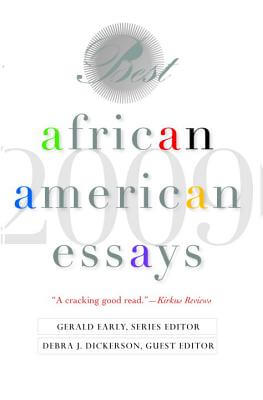 Click for more detail about Best African American Essays: 2009 by Gerald Early