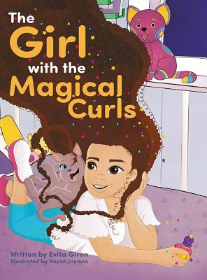Click for more detail about The Girl With The Magical Curls by Evita Giron