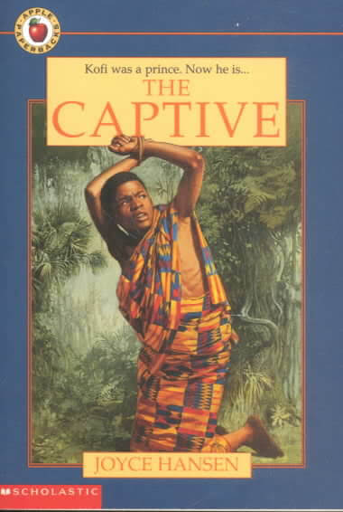 Click for more detail about The Captive (Apple Paperbacks) by Joyce Hansen