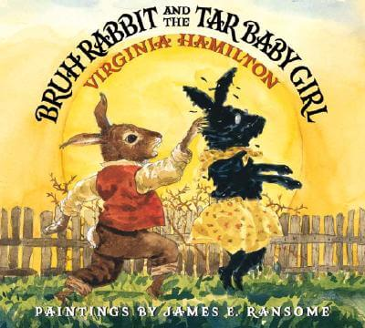 Click for more detail about Bruh Rabbit And The Tar Baby Girl by Virginia Hamilton