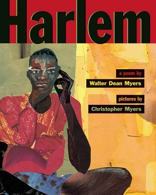 Book Cover Harlem by Walter Dean Myers