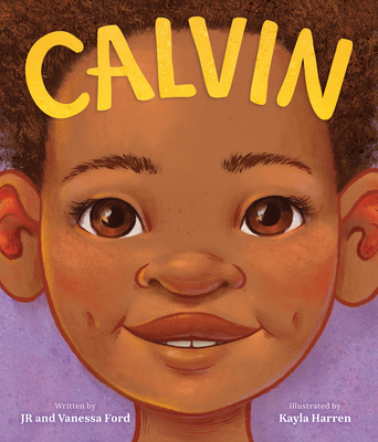 Click for more detail about Calvin by JR Ford and Vanessa Ford
