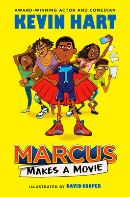 Click for more detail about Marcus Makes a Movie by Kevin Hart