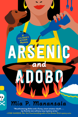 Click for more detail about Arsenic and Adobo by Mia P. Manansala