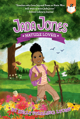 Book Cover Nature Lover #6 by Kelly Starling Lyons