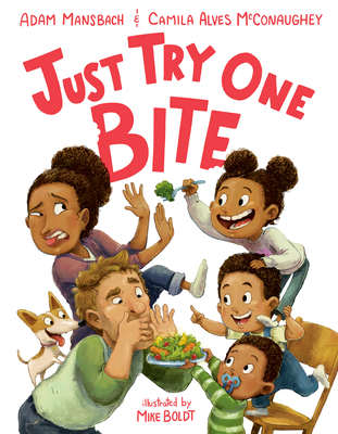Book Cover Just Try One Bite by Adam Mansbach