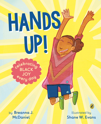 Book Cover Hands Up! by Breanna J. McDaniel