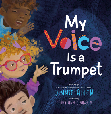Book Cover My Voice Is a Trumpet by Jimmie Allen