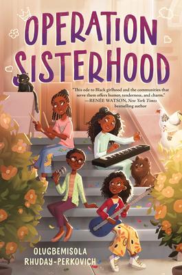 Book Cover Operation Sisterhood by Olugbemisola Rhuday-Perkovich