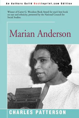 Click for more detail about Marian Anderson by Charles Patterson
