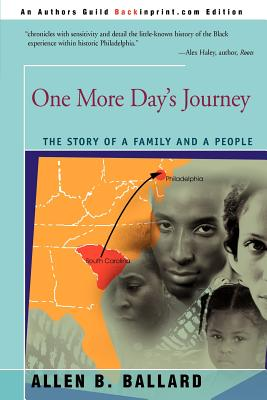 Click for a larger image of One More Day's Journey: The Story Of A Family And A People