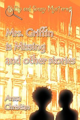 Book Cover Mrs. Griffin is Missing and other stories by Anna Christian