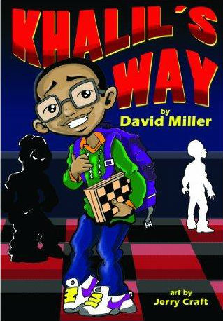 Book Cover Khalil's Way by David Miller