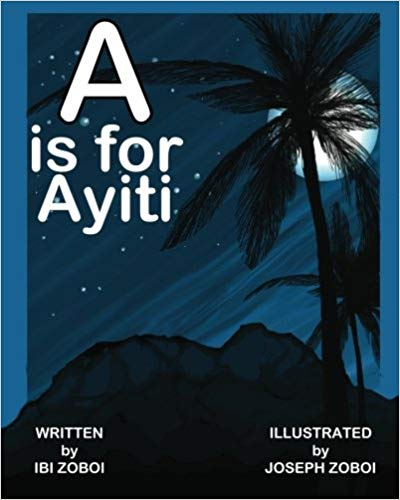 Click for a larger image of A is for Ayiti