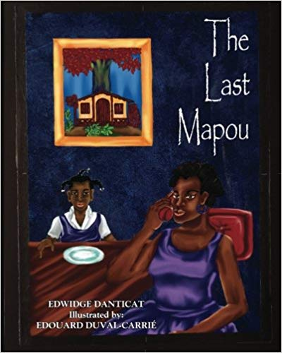 Book Cover The Last Mapou by Edwidge Danticat