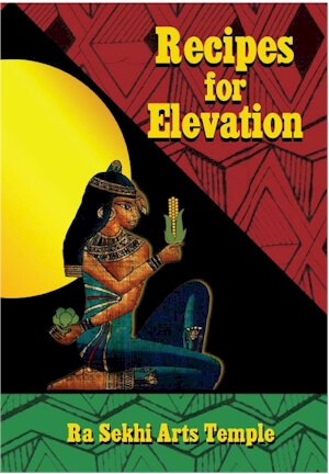 Click for more detail about Recipes for Elevation by Kajara Nia Yaa Nebthet
