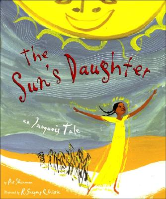 Book Cover The Sun's Daughter by Pat Sherman