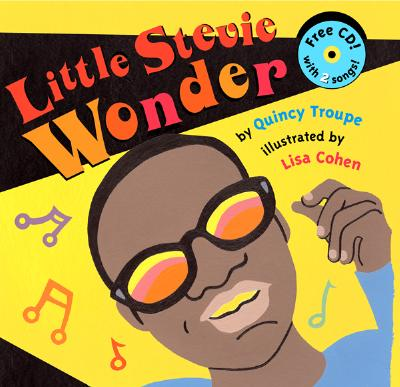 Click for more detail about Little Stevie Wonder by Quincy Troupe