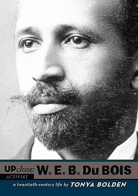 Click for a larger image of W. E. B Du Bois (Up Close)