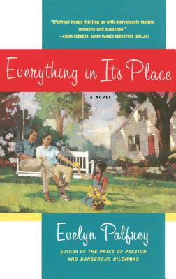 Book Cover Everything In Its Place by Evelyn Palfrey