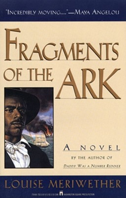 Book Cover Fragments Of The Ark by Louise Meriwether