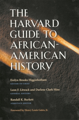 Click for more detail about The Harvard Guide to African-American History [With CD-ROM] by Evelyn Brooks Higginbotham