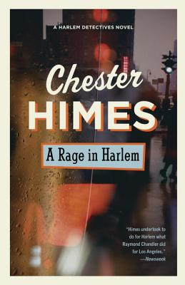 Click for more detail about A Rage in Harlem by Chester Himes