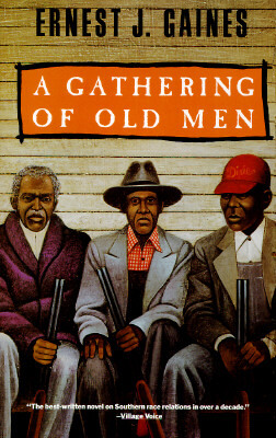Click for a larger image of A Gathering of Old Men