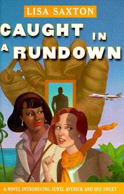 Click for more detail about Caught in a Rundown by Lisa Saxton