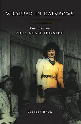 Click for a larger image of Wrapped in Rainbows: The Life of Zora Neale Hurston