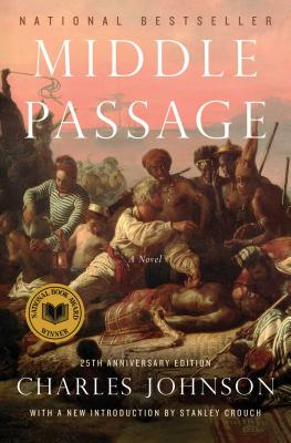 Book Cover Middle Passage by Charles Johnson