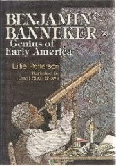 Click for more detail about Benjamin Banneker: Genius of Early America by Lillie Patterson