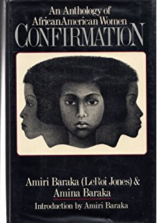 Click for a larger image of Confirmation: Anthology of African American Women