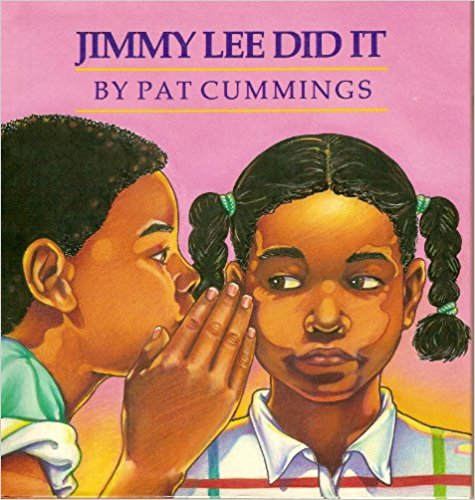 Click for more detail about Jimmy Lee Did It by Pat Cummings