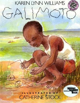 Book Cover Galimoto by Karen Lynn Williams