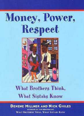 Book Cover Money, Power, Respect: What Brothers Think, What Sistahs Know by Denene Millner and Nick Chiles