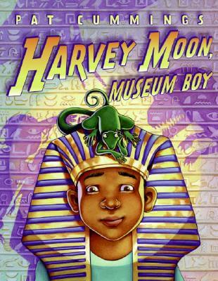 Click for more detail about Harvey Moon, Museum Boy by Pat Cummings